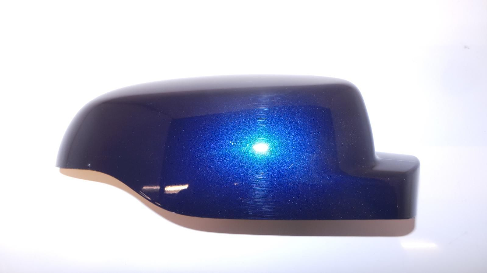 BMW Part Numbers >> NEW RENAULT CLIO III RIGHT DOOR MIRROR COVER IN BLUE 1255 3050
